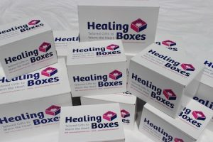 Large pile of Healing Boxes
