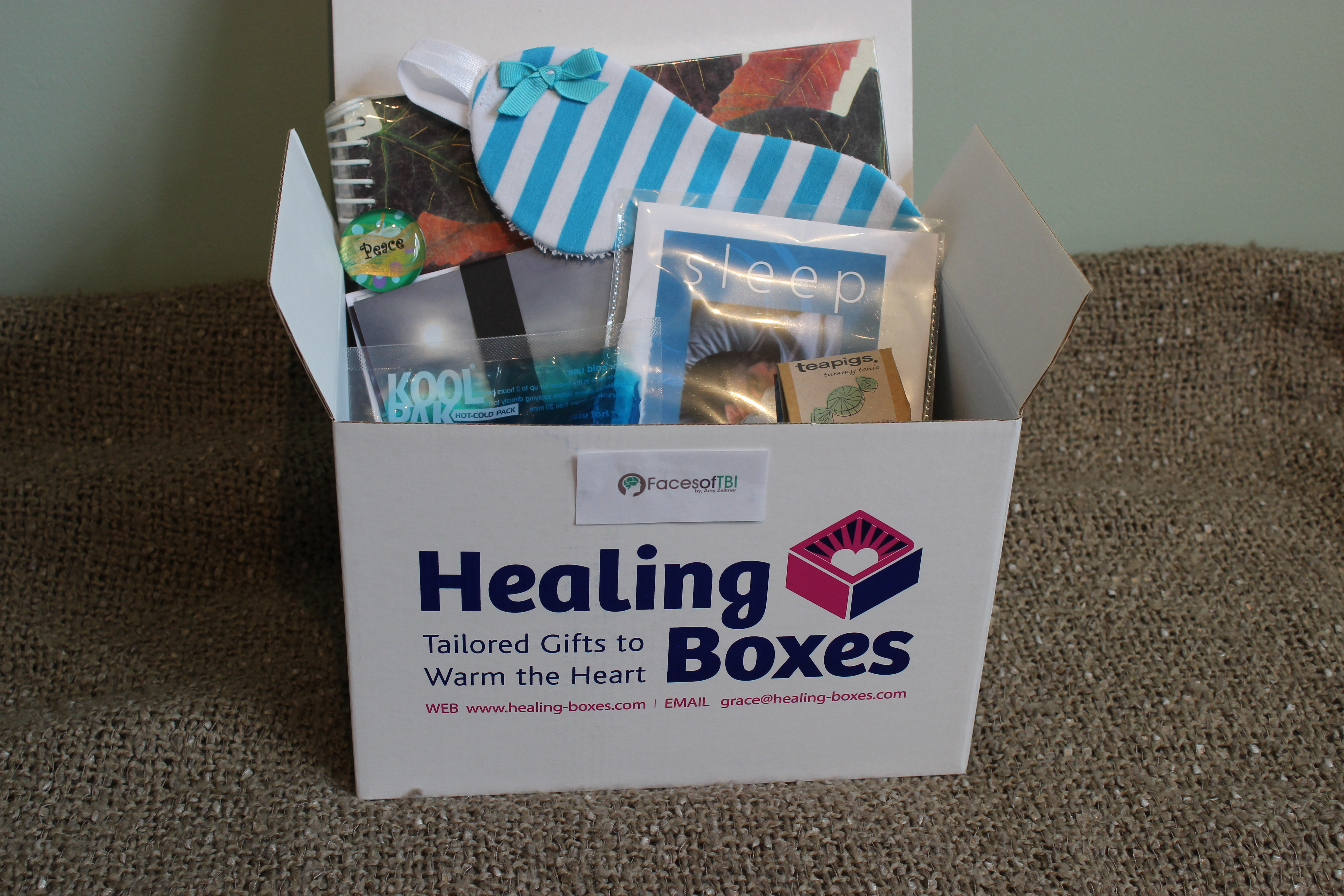 how to develop your healing gift