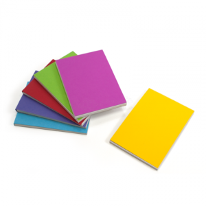 colourful notepads