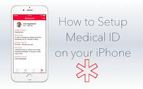 How to Setup Medical ID on your iPhone