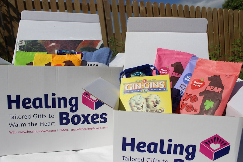 Happy Boxes for Healing