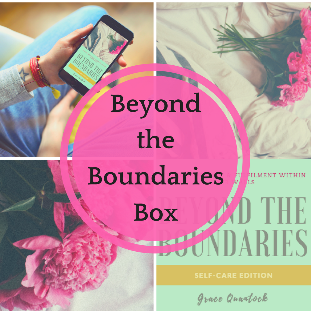 Beyond the Boundaries Box