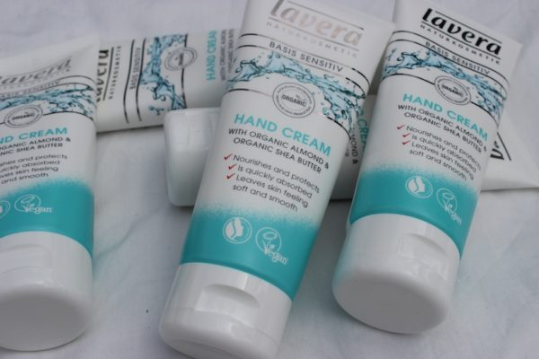 Chemical free hand cream